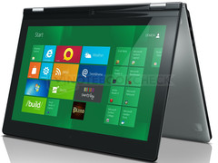 "Lenovo präsentiert 13,1""-Convertible Ideapad Yoga mit Ivy Bridge und Windows"