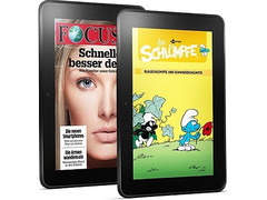 The Kindle Fire HD 8.9 costs only 229 euros (Photo: Amazon)