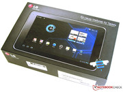 Im Test:  LG Optimus Pad V900