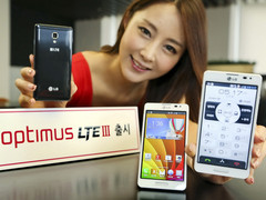 LG: Smartphone Optimus F7 kommt in Korea als Optimus LTE III