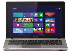 "Toshiba: 14""-Notebook Satellite P845t-10Z mit Touchdisplay für 900 Euro"