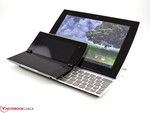 Tablet P auf Asus Eee PC Slider SL101