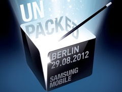 Samsung: Galaxy-Note-Event Samsung Mobile Unpacked am 29. August