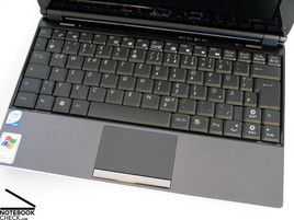 Asus Eee PC 1002HA Tastatur