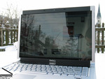 Dell XPS M1530 Outdoor