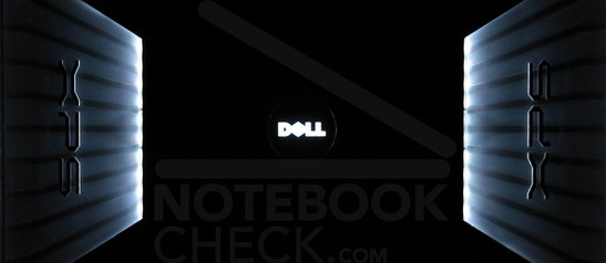 Test Dell XPS M1730 Logo