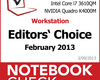 Im Test bei NBC: Best of Februar 2013 - Notebooks und Convertibles