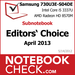 Im Test bei NBC: Best of April 2013 - Notebooks und Convertibles
