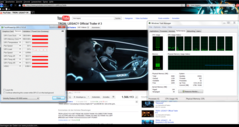 Tron Legacy Trailer Flash 10.1 1920 x 1080 Firefox 3.6.13