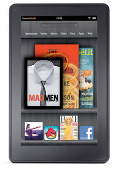 Amazon: Neue Kindle Fire Modelle und Zulieferer in 2012