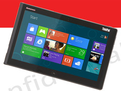 Lenovo: Spezifikationen des Windows-8-Tablets Thinkpad Tablet 2