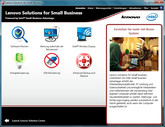 Solutions for Small Business bietet nützliche Features...