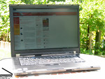 Lenovo Thinkpad T61p Outdoor