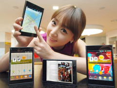 "LG: XXL-Smartphone LG Optimus Vu mit 5""-IPS-Display und Dual-Core-SoC"
