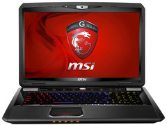 "MSI: 17,3""-Gaming-Bolide GT70PH mit Nvidia Geforce GTX 680M"
