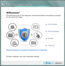 HP Protect Tools Security Manager