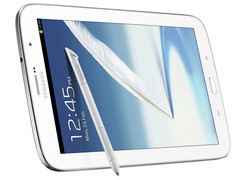 "MWC 2013 | 8""-Tablet Samsung Note 8.0 mit Jelly Bean und S-Pen"