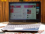 Sony Vaio VGN-TX5XN Outdoor