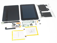 Tablets: Teardown des Kindle Fire HD 8.9 enthüllt viel Elektronik von Samsung