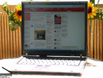 Lenovo Thinkpad T60p UXGA Outdoor