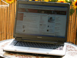 Toshiba Satellite Pro A100 Outdoor