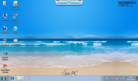 Windows 7 Starter Desktop