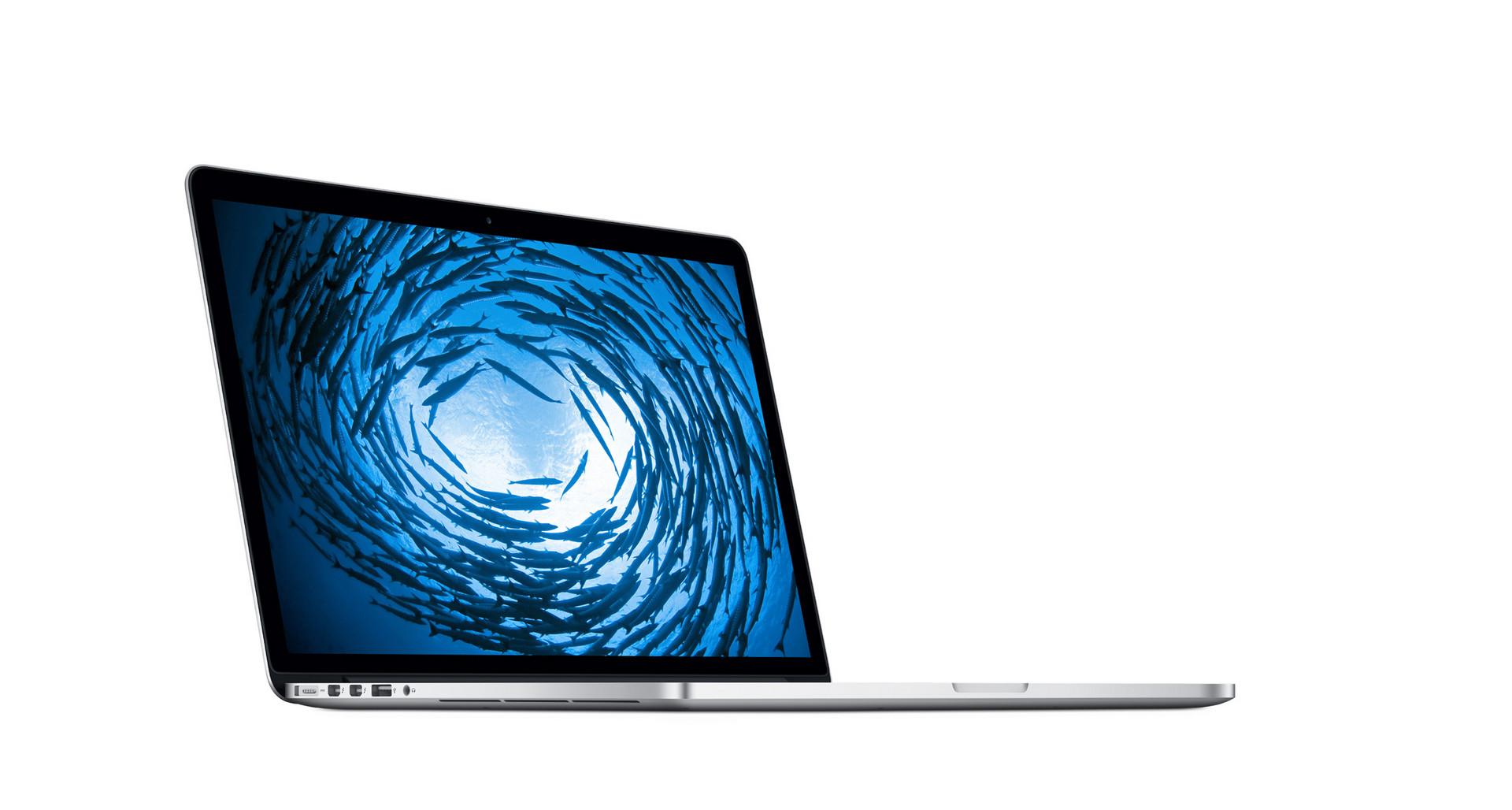 Apple MacBook Pro Retina 15 inch 2014-07 - Notebookcheck.com ...