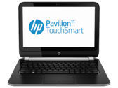 Test HP Pavilion TouchSmart 11-e000sb Notebook