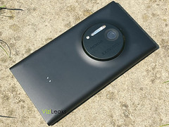 Nokia: Hands-on und Bilder vom PureView-Phone Nokia EOS