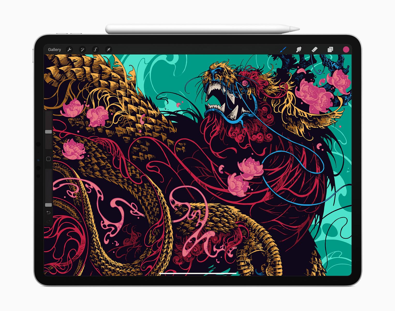 Apple iPad Pro 20 20   Notebookcheck.com Externe Tests