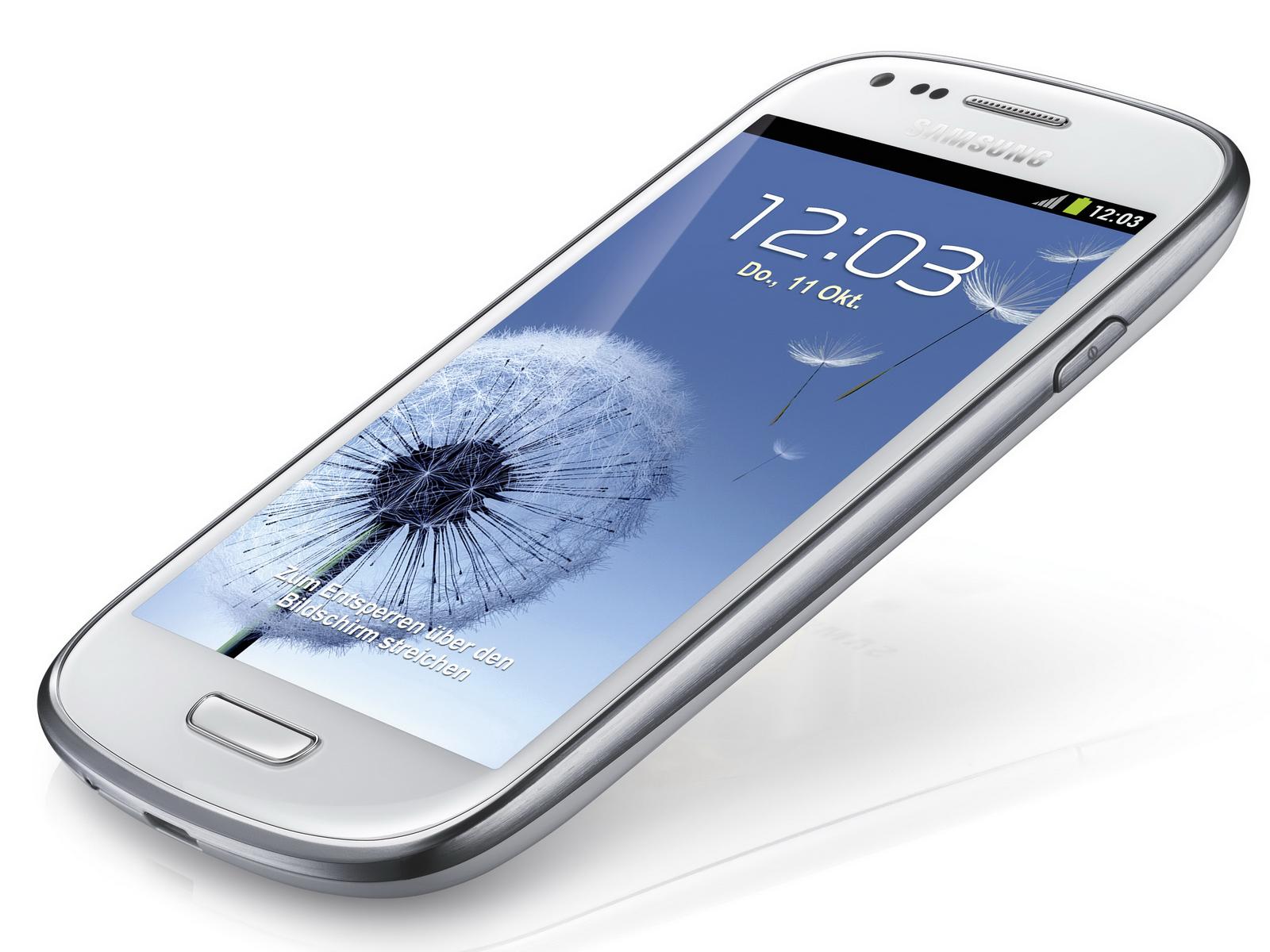 samsung smartphone galaxy s3 mini gt i8190 ab kw 48 news. Black Bedroom Furniture Sets. Home Design Ideas