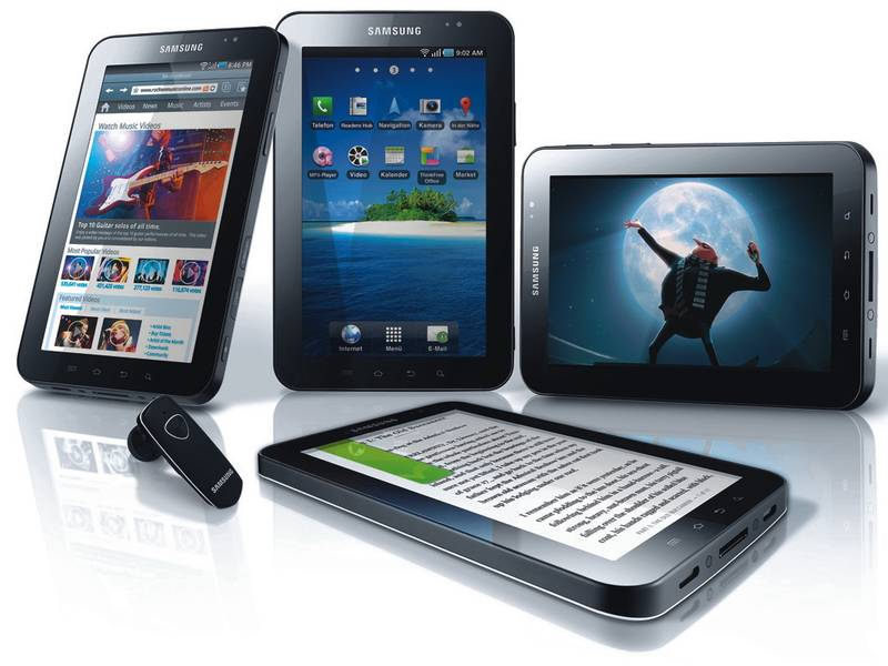 samsung galaxy tab mit 10 zoll bildschirm notebookcheck. Black Bedroom Furniture Sets. Home Design Ideas
