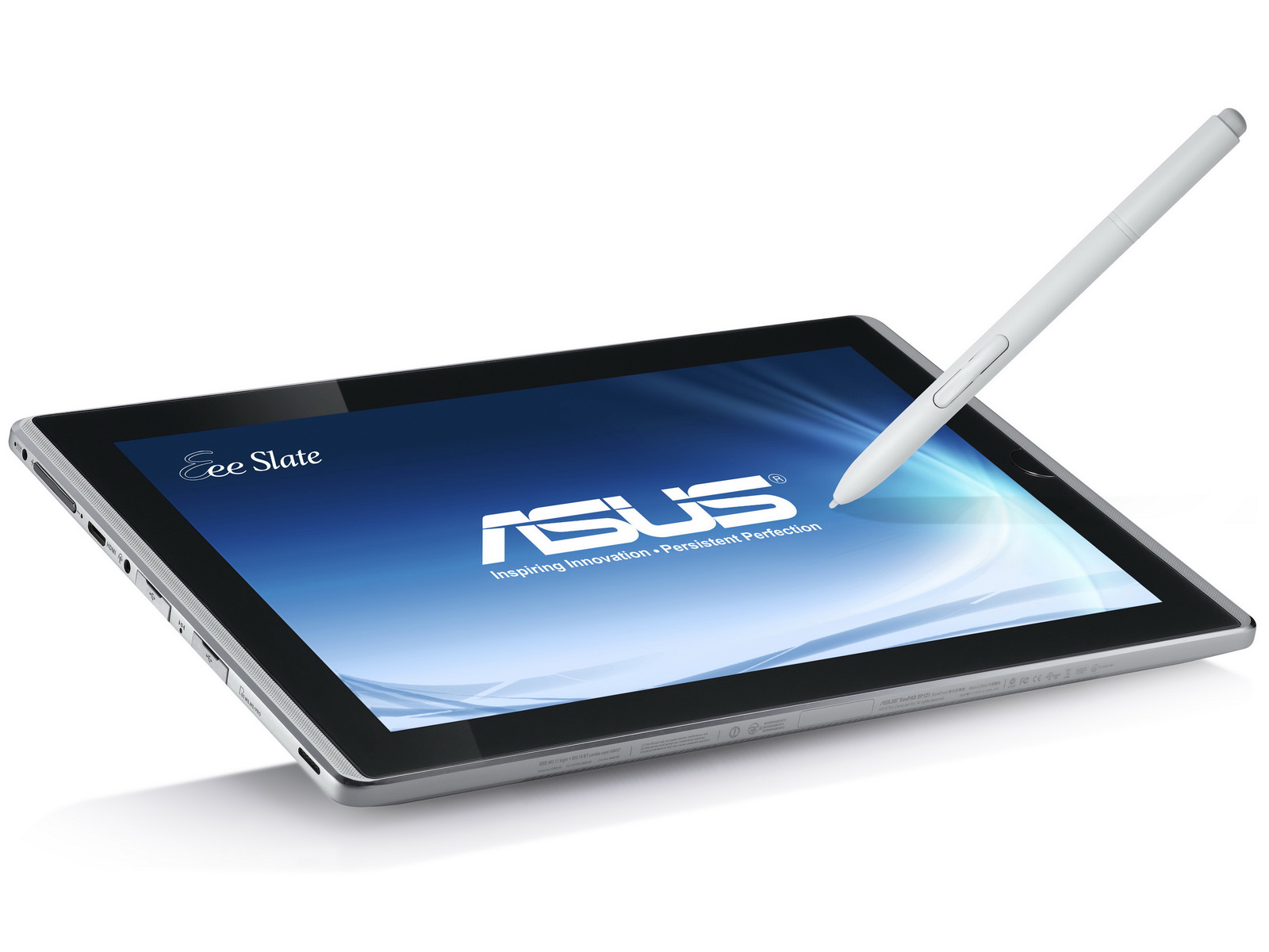 asus 12 1 zoll tablet eee slate b121 mit windows 7 f r 1150 euro news. Black Bedroom Furniture Sets. Home Design Ideas