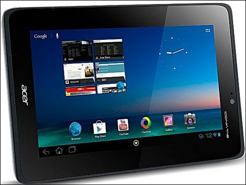 Acer Tablet TA2 Mit Tegra 4 Und WQXGA Display