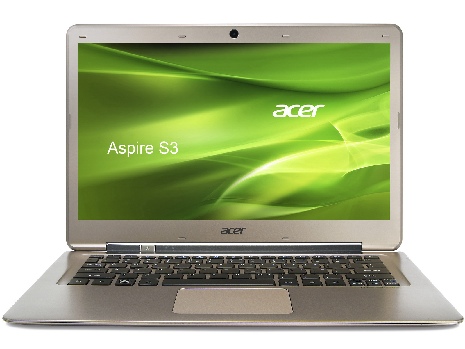 Acer: Ultrabook Aspire S3 mit Ivy Bridge ab 800 Euro ...