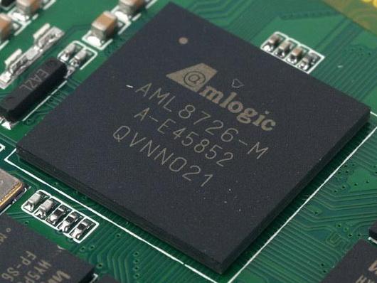 Amlogic: Quad-Core-Prozessor AML8726-M8 mit ARM Mali-450 8-Core-GPU