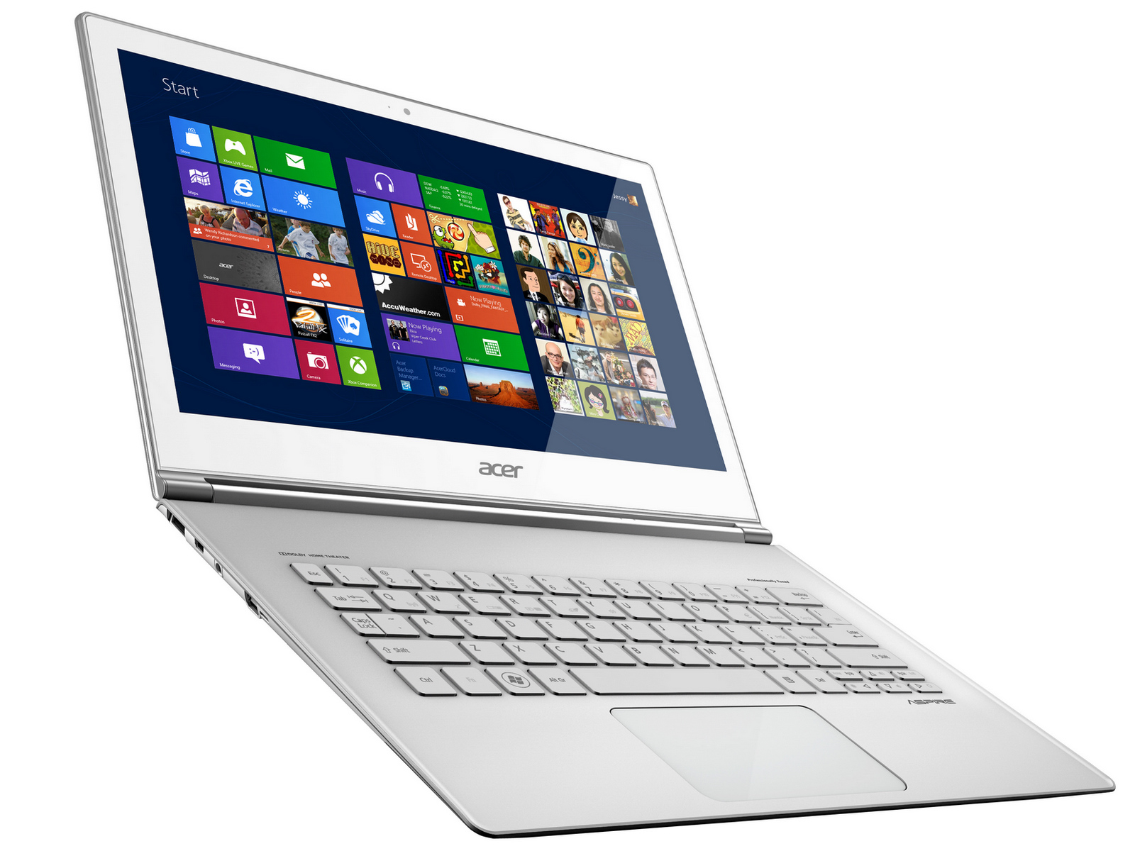 acer ultrabook aspire s7 mit touchscreen ab anfang. Black Bedroom Furniture Sets. Home Design Ideas