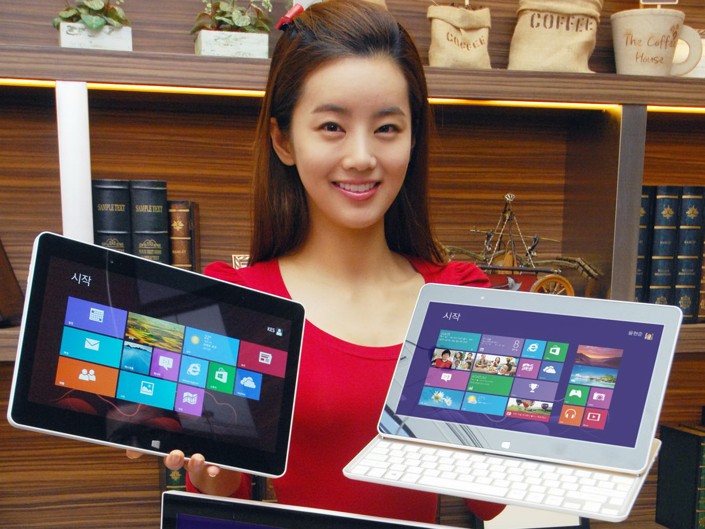 lg 11 6 zoll hybrid tablet h160 mit windows 8 angek ndigt. Black Bedroom Furniture Sets. Home Design Ideas