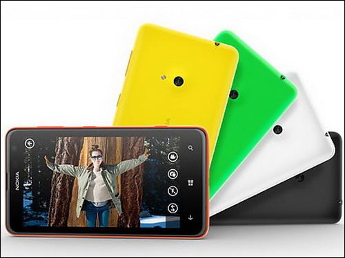 nokia 4 7 zoll smartphone lumia 625 vorgestellt. Black Bedroom Furniture Sets. Home Design Ideas