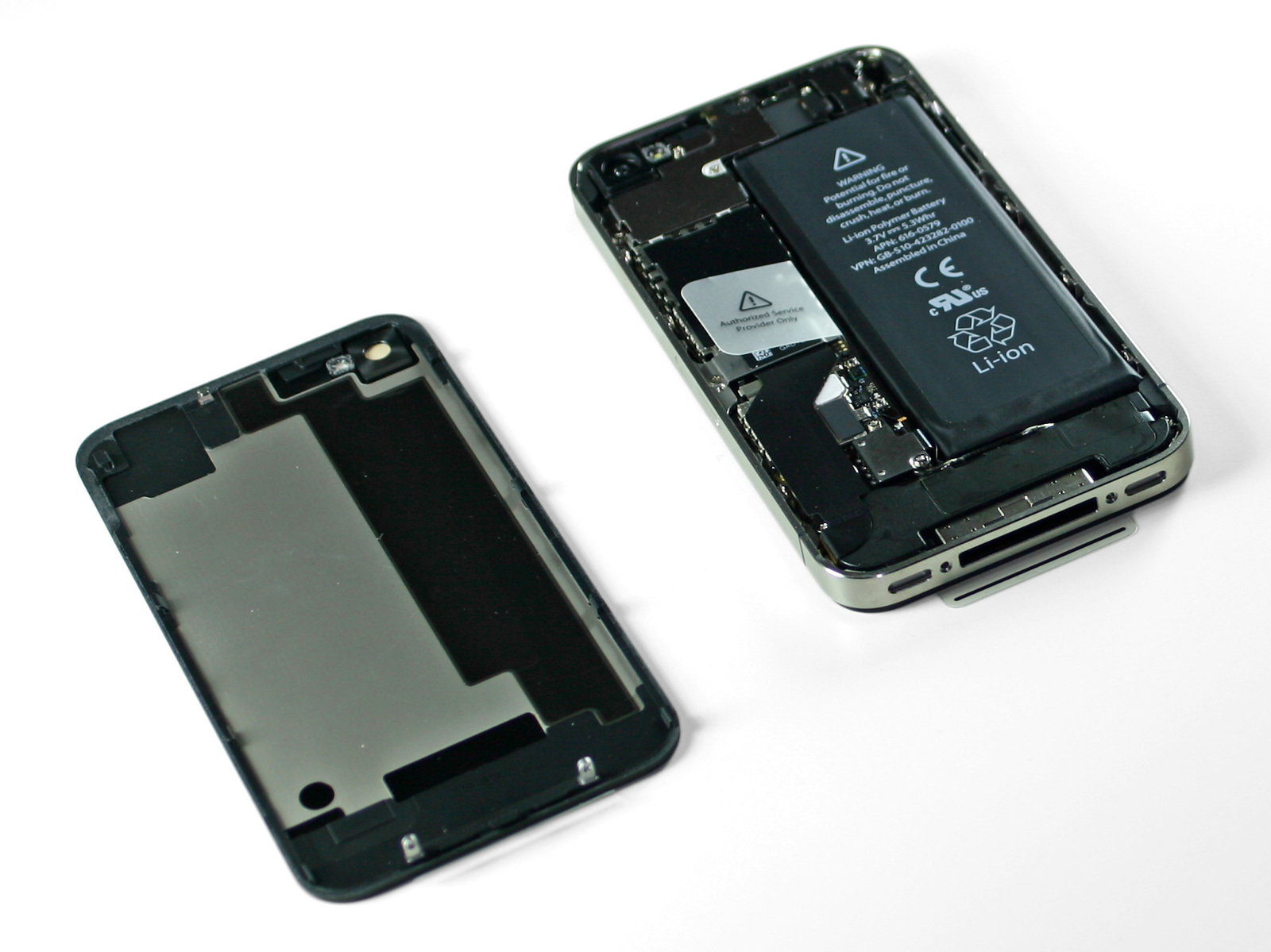 Anatomy of iphone 4s 5343311 - follow4more.info