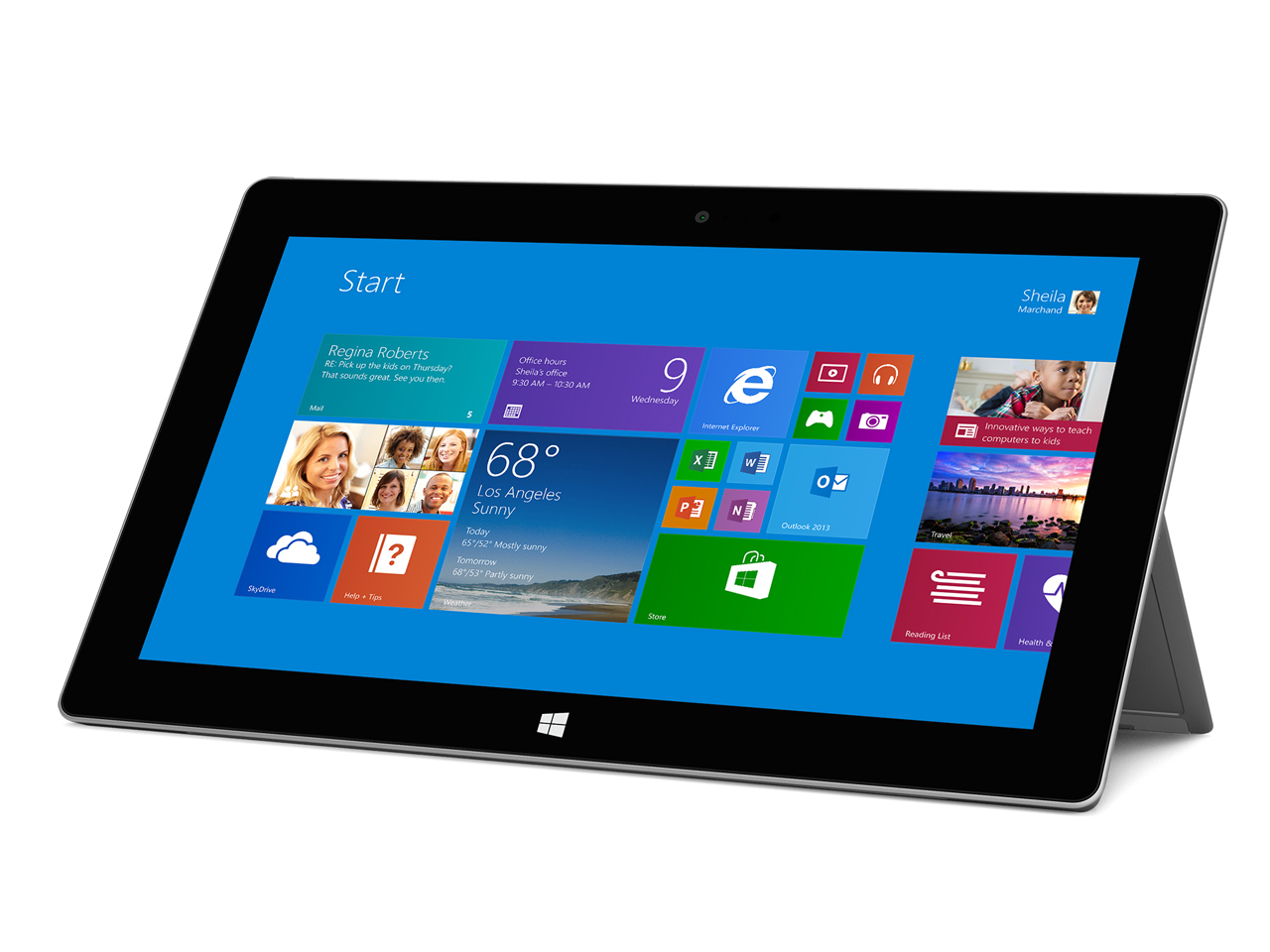 Microsoft: Windows 8.1 und Surface 2 mit Windows 8.1 RT - Notebookcheck.com News