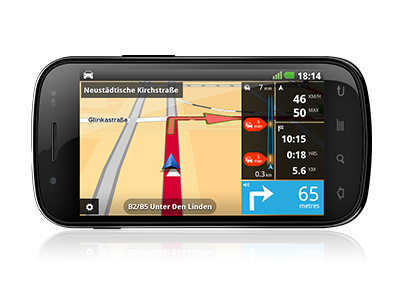 android tomtom navigations app ber den google play store. Black Bedroom Furniture Sets. Home Design Ideas