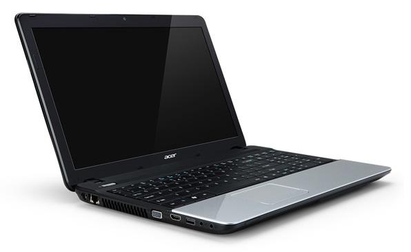 Test Acer Aspire E1-571G Notebook