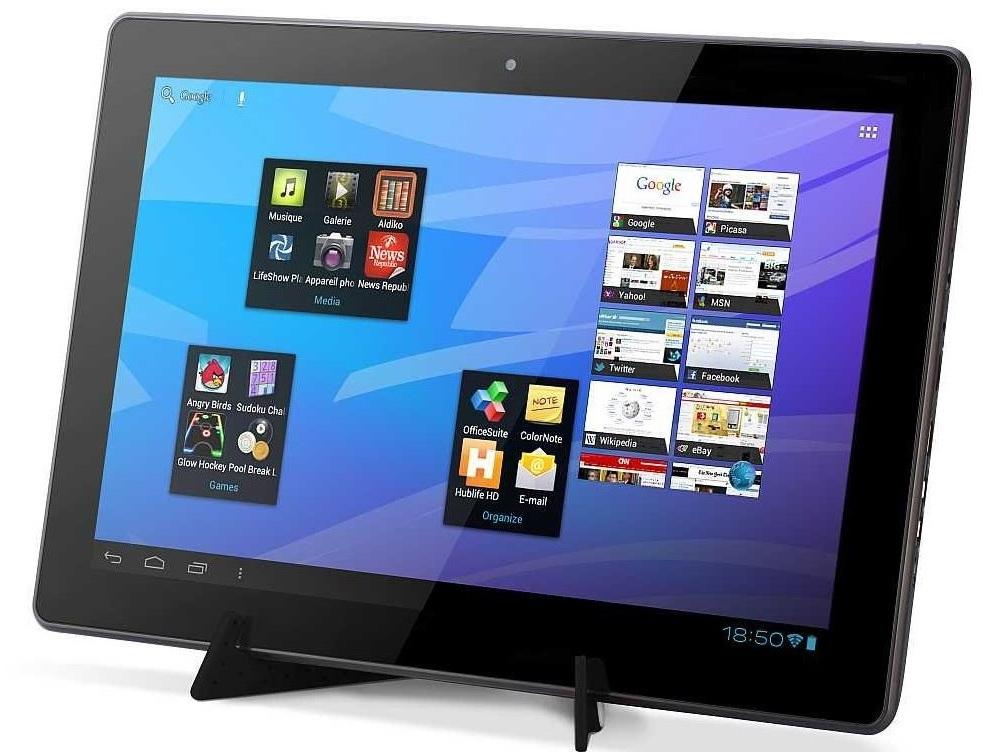 archos android tablet arnova family pad 13 3 kostet 300. Black Bedroom Furniture Sets. Home Design Ideas