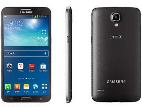 Samsung Smartphone Galaxy Round Mit Gebogenem 5 7 Zoll