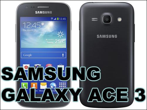 samsung 4 zoll smartphone galaxy ace 3 mit lte. Black Bedroom Furniture Sets. Home Design Ideas