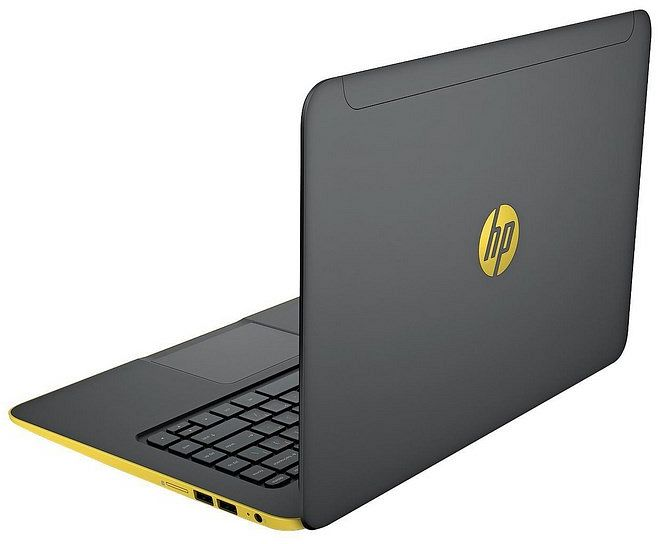 HP SlateBook 14-p000nf - Notebookcheck.com Externe Tests