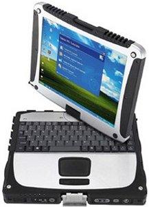 Panasonic Toughbook Cf 18 Notebookcheck Com Externe Tests