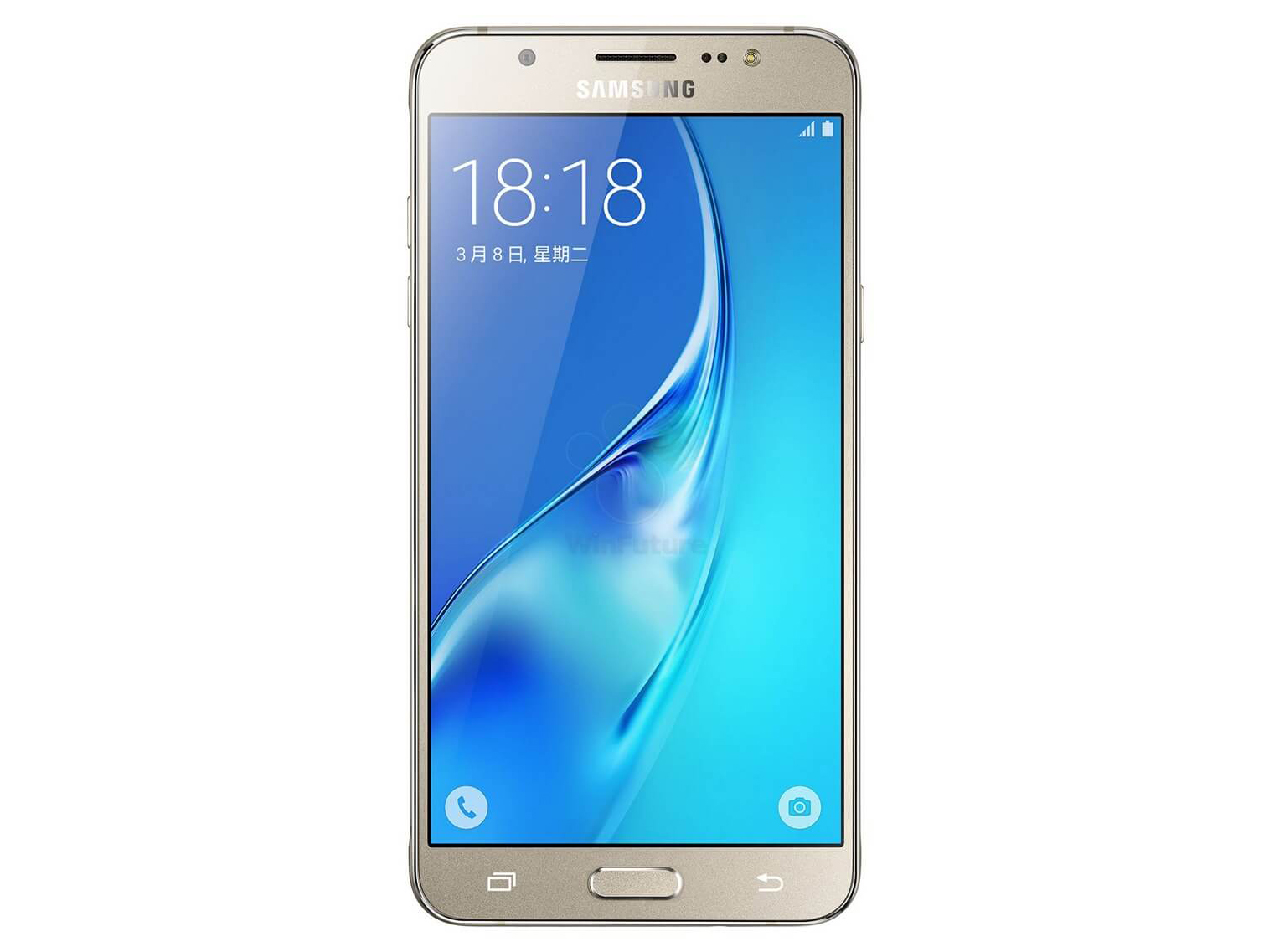 Samsung Galaxy J5 2016 - Notebookcheck.com Externe Tests