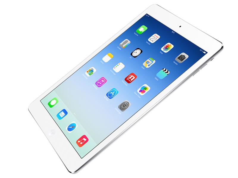 Apple iPad Air - Notebookcheck.com Externe Tests 1521146edf03b